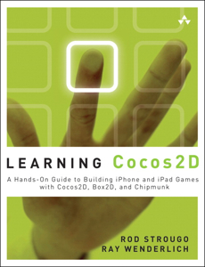Learning Cocos2D Book Cover